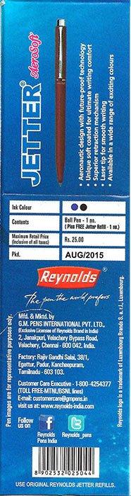 reynolds marker 5