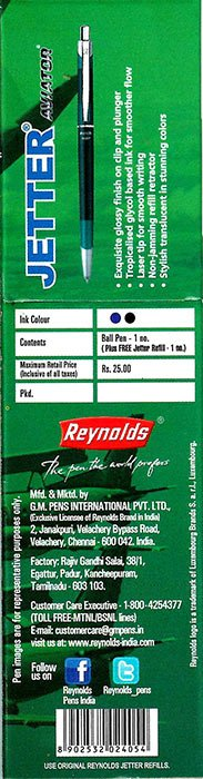 reynolds marker 4