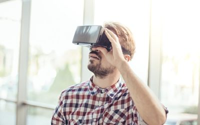 VIRTUAL REALITY OPENING UP NEW WORLD OF OPPORTUNITY FOR RESEARCHERS