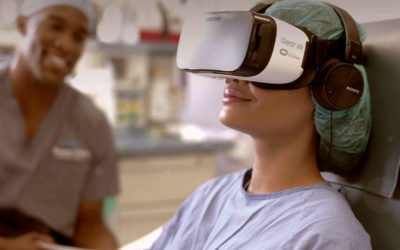 Virtual Reality: Digital Treatment for Real Pain
