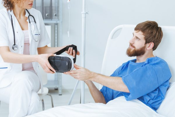 Oculus and VRHealth bring virtual reality to patient care