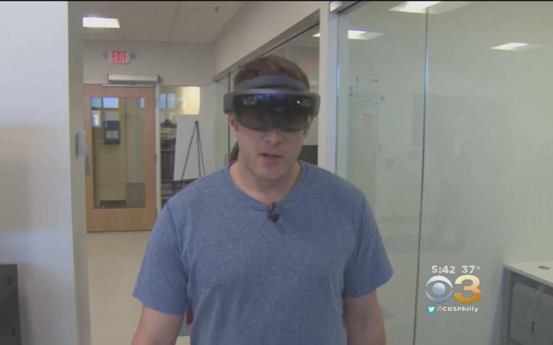 Augmented Reality Treating People With Spinal Cord Injuries, Movement Disorders