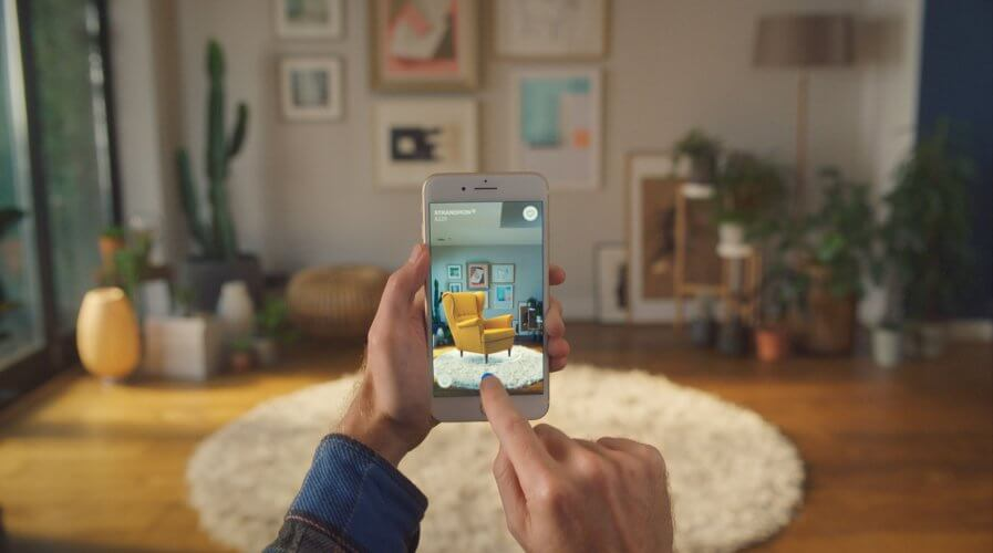 100m customers will shop in augmented reality by next year