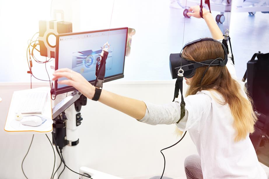 How virtual reality could improve our health treatments