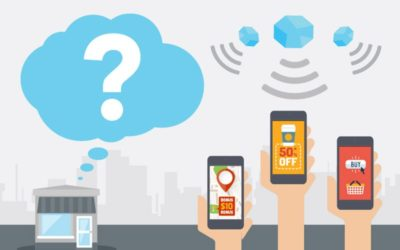 WHAT ARE BEACONS, AND HOW ARE THEY USED IN IOT PROJECTS?