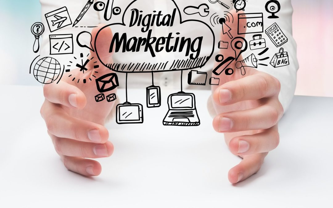The Top 7 digital marketing trends 2019